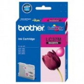 Brother LC-37M Magenta Genuine Original Printer Ink Cartridge