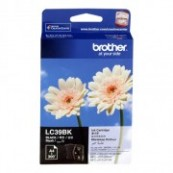 Brother LC-39BK Black Genuine Original Printer Ink Cartridge