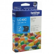 Brother LC-40C Cyan Genuine Original Printer Ink Cartridge