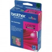 Brother LC-67M Magenta Genuine Original Printer Ink Cartridge