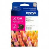 Brother LC-73M Magenta Genuine Original Printer Ink Cartridge