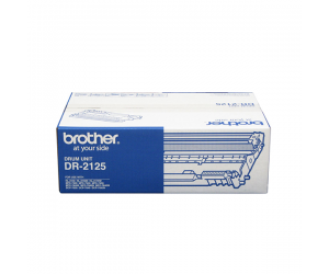Brother DR-2125 Black Genuine Original Printer Drum Cartridge
