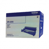 Brother DR-2255 Black Genuine Original Printer Drum Cartridge