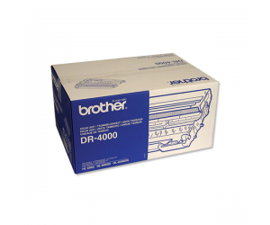 Brother DR-4000 Black Genuine Original Printer Drum Cartridge