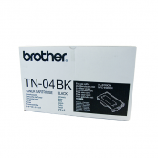 Brother TN-04BK Black Genuine Original Printer Toner Cartridge