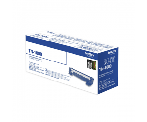 Brother TN-1000 Black Genuine Original Printer Toner Cartridge