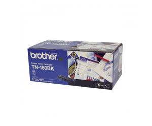 Brother TN-150BK Black Genuine Original Printer Toner Cartridge