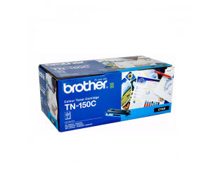 Brother TN-150C Cyan Genuine Original Printer Toner Cartridge