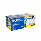 Brother TN-150Y Yellow Genuine Original Printer Toner Cartridge