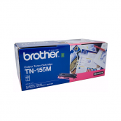 Brother TN-155M High Yield Magenta 4K Print Yield Genuine Original Printer Toner Cartridge
