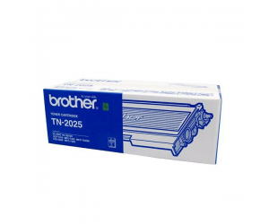 Brother TN-2025 Black Genuine Original Printer Toner Cartridge
