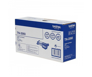 Brother TN-2060 Black Genuine Original Printer Toner Cartridge