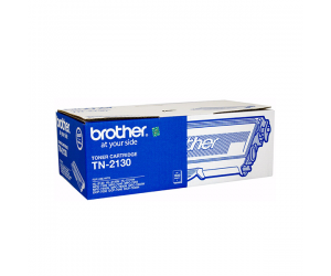 Brother TN-2130 Black Genuine Original Printer Toner Cartridge