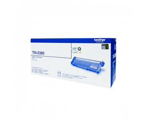 Brother TN-2380 Black Genuine Original Printer Toner Cartridge