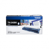 Brother TN-240BK Black Genuine Original Printer Toner Cartridge
