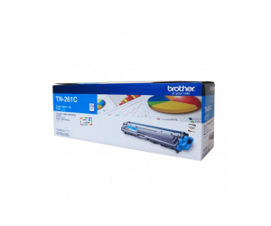 Brother TN-261C Cyan Genuine Original Printer Toner Cartridge