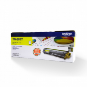 Brother TN-261Y Yellow Genuine Original Printer Toner Cartridge