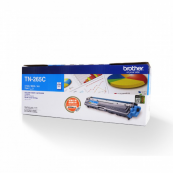 Brother TN-265C Cyan Genuine Original Printer Toner Cartridge