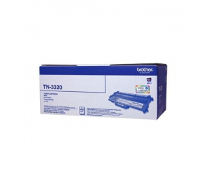 Brother TN-3320 Black Genuine Original Printer Toner Cartridge