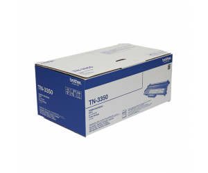 Brother TN-3350 Black Genuine Original Printer Toner Cartridge