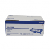 Brother TN-3370 Black Genuine Original Printer Toner Cartridge