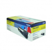 Brother TN-340Y Yellow Genuine Original Printer Toner Cartridge