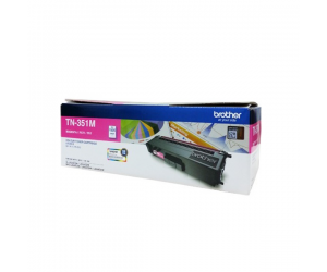 Brother TN-351M Magenta Genuine Original Printer Toner Cartridge
