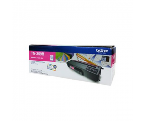 Brother TN-359M Super High Magenta 6K Print Yield Genuine Original Printer Toner Cartridge