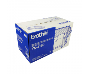 Brother TN-4100 Black Genuine Original Printer Toner Cartridge