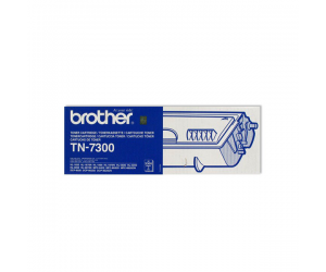 Brother TN-7300 Black Genuine Original Printer Toner Cartridge