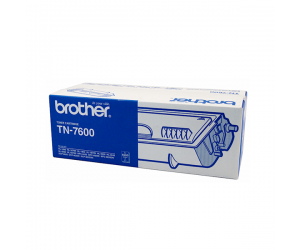 Brother TN-7600 Black Genuine Original Printer Toner Cartridge