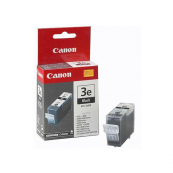 Canon BCI-3eBK (4479A004AC) Black Ink Tank (27ml) Genuine Original Printer Ink Cartridge