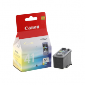 Canon CL-41 (0617B003AA) Colour Fine Cartridge (12ml) Genuine Original Printer Ink Cartridge