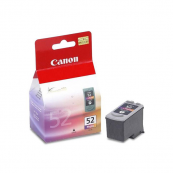 Canon CL-52 Photo (0619B003AA) Colour Fine Cartridge (21ml) Genuine Original Printer Ink Cartridge