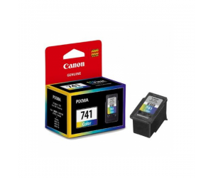 Canon CL-741 (5233B001AA) Colour Fine Cartridge (8ml) Genuine Original Printer Ink Cartridge