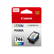 Canon CL-746 (8297B001AA) Colour Fine Cartridge (9ml) Genuine Original Printer Ink Cartridge