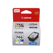 Canon CL-746S (0737C001AA) Colour Fine Cartridge (6.2ml) Genuine Original Printer Ink Cartridge