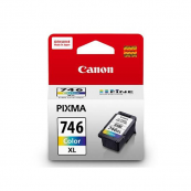 Canon CL-746XL (8296B001AA) Colour Fine Cartridge (13ml) Genuine Original Printer Ink Cartridge