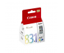 Canon CL-831 (2103B001AA) Colour Fine Cartridge (9ml) Genuine Original Printer Ink Cartridge