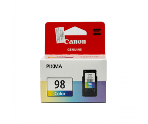 Canon CL-98 (5555B001AA) Colour Fine Cartridge (15ml) Genuine Original Printer Ink Cartridge