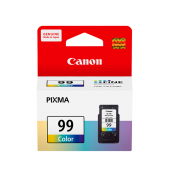 Canon CL-99 (9080B001AA) Colour Fine Cartridge (12ml) Genuine Original Printer Ink Cartridge