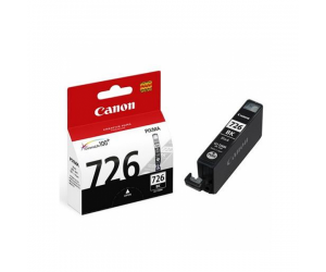 Canon CLI-726BK (4551B001AA) Black Ink Tank (9ml) Genuine Original Printer Ink Cartridge