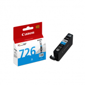 Canon CLI-726C (4552B001AA) Cyan Ink Tank (9ml) Genuine Original Printer Ink Cartridge