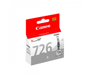 Canon CLI-726GY (4555B001AA) Grey Ink Tank (9ml) Genuine Original Printer Ink Cartridge