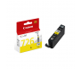 Canon CLI-726Y (4554B001AA) Yellow Ink Tank (9ml) Genuine Original Printer Ink Cartridge