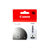 Canon CLI-8BK (0620B003AA) Black Ink Tank (13ml) Genuine Original Printer Ink Cartridge