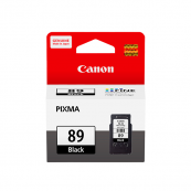 Canon PG-89 (9079B001AA) Black Fine Cartridge (21ml) Genuine Original Printer Ink Cartridge
