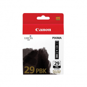 Canon PGI-29PBK (4869B003AA) Photo Black Ink Tank (36ml) Genuine Original Printer Ink Cartridge