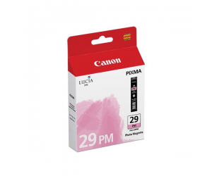 Canon PGI-29PM (4877B003AA) Photo Magenta Ink Tank (36ml) Genuine Original Printer Ink Cartridge