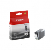 Canon PGI-5BK (0628B003AA) Black Pigment Ink Tank (26ml) Genuine Original Printer Ink Cartridge